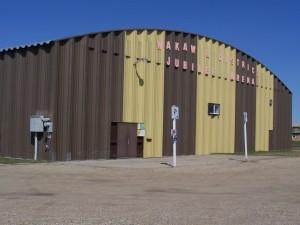 Wakaw Arena Pic 2